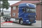DAF XF105.460 SSC, 7,45- 7,82 BDF, Intarder truck