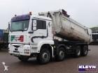 used MAN tipper truck