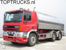 camion Ginaf M3132-S 10 TYRES WATER / MILK TANK