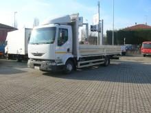 camión caja abierta teleros Renault usado