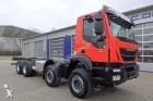 Iveco Trakker AD410T45/P 8x4 Euro6 Fahrgest. Nebenant. truck