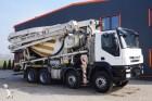 Iveco Trakker AD410T41B 8x4 Beton CIFA MAGNUM MK32L truck