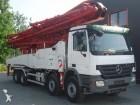 used Mercedes concrete pump truck truck