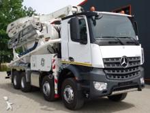 new Mercedes concrete pump truck truck