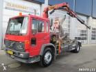 camion Volvo FL 618 with Palfinger 8 ton/meter kran