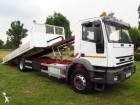 ciężarówka do transportu sprzętów ciężkich Iveco używana