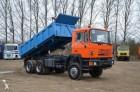ciężarówka wywrotka MAN używana