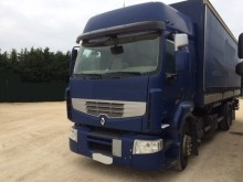 camion portacontainers Renault usato