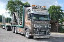 camião Volvo FH16