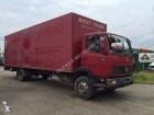 camion fourgon Mercedes neuf