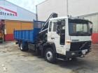 camión Volvo FL6 150