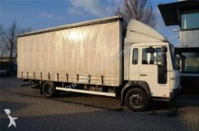 camion cassone centinato Volvo usato