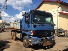 ciężarówka wywrotka trójstronny wyładunek Mercedes używana