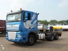 camion DAF XF 105.510 6X4 MANUAL 80 TON