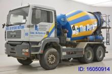 camion MAN TGA 26.363 - 6x4