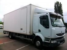 camión furgón mudanza usado