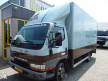 camion Mitsubishi Canter FE649 + MANUAL + SPRING/SPRING + NL TRUCK