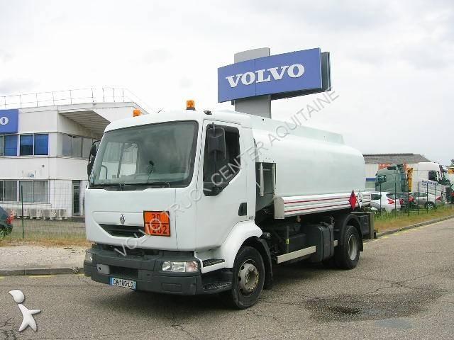 camion renault citerne hydrocarbures midlum 220 4x2 gazoil euro 3 occasion n 1707439. Black Bedroom Furniture Sets. Home Design Ideas