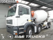 camion MAN TGA 32.360 M 8X4 Manual Steelsuspension Euro 3