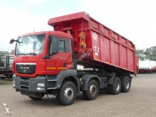 camión MAN TGS 41.390 8X4 FULL STEEL 24M3