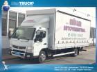 camión Mitsubishi Fuso Canter 7C18 PritschePlane 6,1m/AHK/Klima/3,2t NL