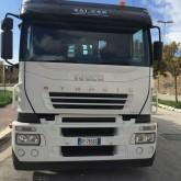 Iveco Stralis 260 E 43 truck