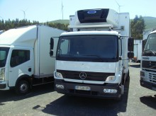 camion frigo multi température Mercedes