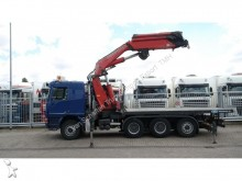 camión Mercedes Actros 3346 8X4 WITH FASSI F800 XP CRANE