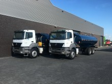 camion Mercedes Axor 3340 6X4 WATERTANKERS
