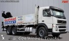 used Volvo dropside truck
