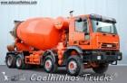 camion calcestruzzo Iveco usato