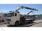 camion Volvo FH 12/420 8X2 WITH PALFINGER PK 36002 CRANE