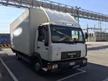 camión MAN L2000 8.163