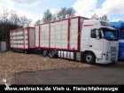 camión remolque para caballos Volvo usado