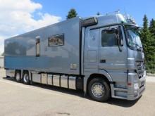 camion Mercedes Actros 2544LL 6X2 Wohn/Renntransporter
