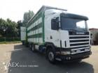 camion trasporto bestiame Scania usato