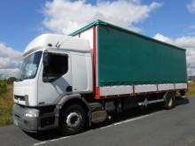 camión lonas deslizantes (PLFD) teleros Renault usado