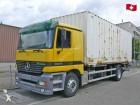 gebrauchter Mercedes LKW Koffer