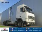 vrachtwagen Volvo FH12.460 6X4 MANUAL GLOBETROTTER EURO 3
