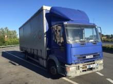 camion Teloni scorrevoli (centinato alla francese) altro centinato alla francese Iveco usato