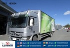 camion furgon Mercedes second-hand