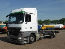 camion porte containers Mercedes occasion