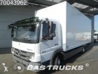 camion Mercedes Atego 818 L Manual Ladebordwand Euro 5 German-Tr