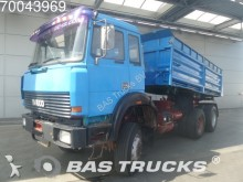 camion Iveco 260-34AH 6X6 Manual 3-Seiten Big-Axle Steelsuspe