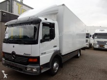 camion Mercedes Atego 1018 + manual + airco + lift