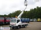 camion Nissan Cabstar 35-11 manlift 10 m