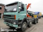 DAF CF 85 430 8x4 manual steel susp truck