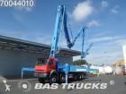 camion Renault Kerax 370.40 8X4 Manual Euro 3 Sermac 41m Pumpe