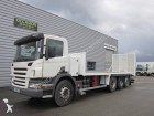 camion porte engins Scania occasion