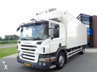 used Scania refrigerated truck
